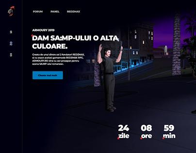 Armoury.ro - Online gaming community