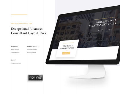 Business Layout Pack