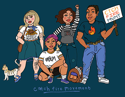 Catch Fire Movement