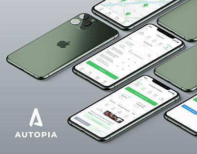 Autopia - iOS / Android App