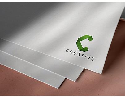 C Letter Logo - Creative Logo