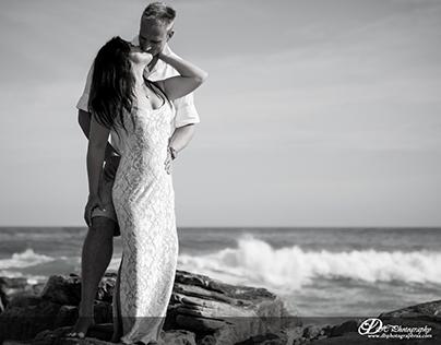 Jeffreys bay photographers Pre Wedding Shoot