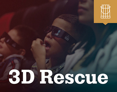 3D RESCUE / AMBLYOPIA WORLD CAMPAIGN