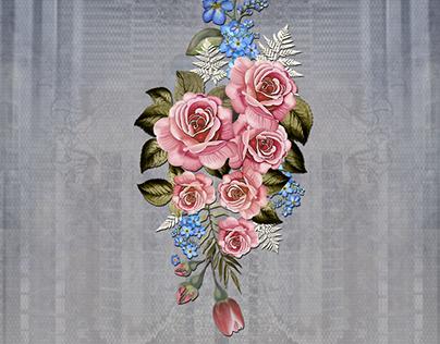 Textile Print Kurti