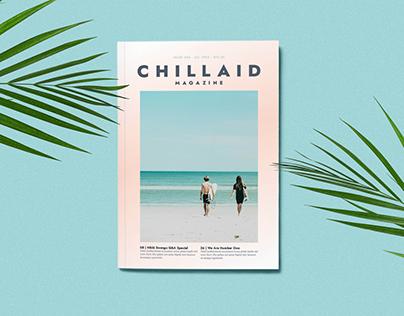Chillaid | Magazine Template