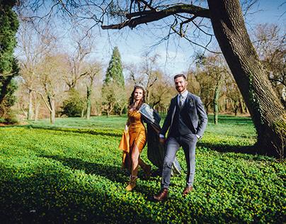 Wedding Tamara & Phil // 02/20