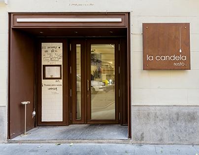 """Restaurante """"La Candela Restó"""""""