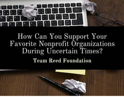 Supporting Non-Profits In Uncertain Times