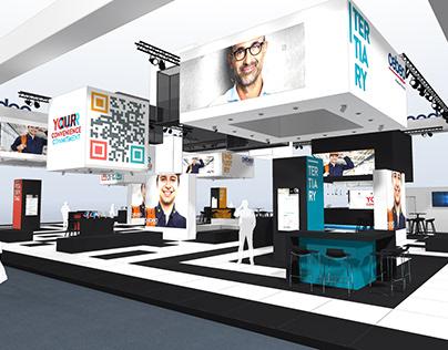 exhibition stand design CEBEO - TECHNOLOGIE 2019