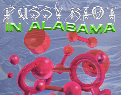 Pussy Riot in Alabama Flyer