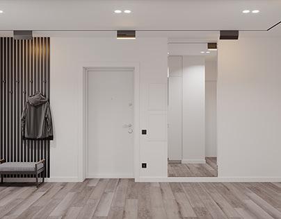 Harmony apartments interior design