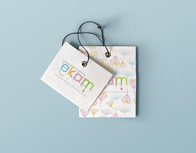 House of Ekam - Logo Design