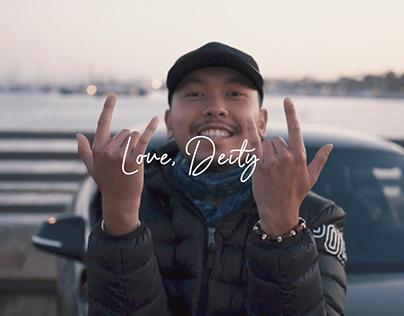 Love, Deity - Music Video
