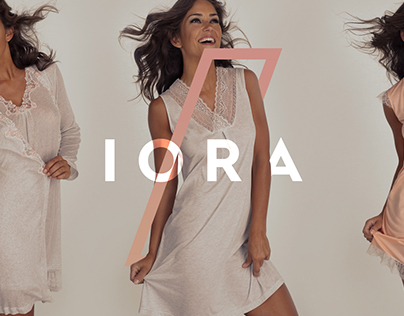Iora Lingerie // Website