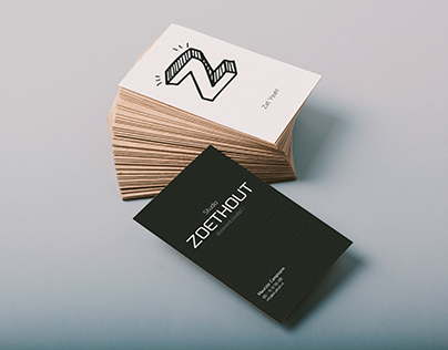 Zoethout Business cards