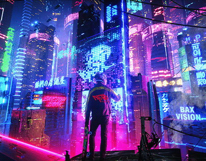 city(personal work)