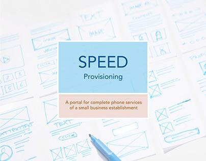Speed - An Internal project