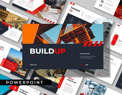 BUILD UP Presentation Template
