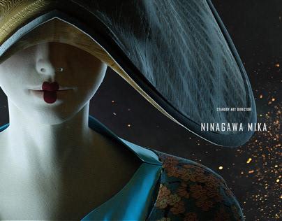 KIYOMI KOBAYASHI—Title Sequence
