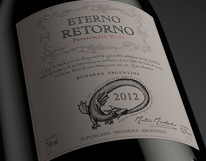 Eterno Retorno by Passionate Wine