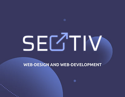 Update design for corporate web-site