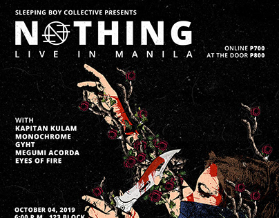 Nothing Live In Manila