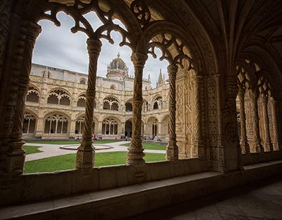 Mosteiro dos Jerónimos, Lisbon, May 2013