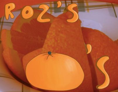 Roz's Oranges