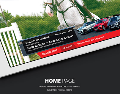 Website - Oman showjumping