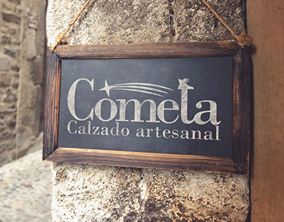 """Imagen, fotografías y Caja de zapatos """"Cometa"""""""