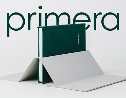 Primera Brand Book