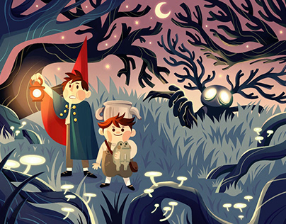 Over The Garden Wall - Personal