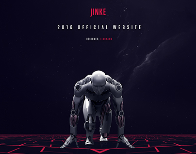 JINKE Digital technology - Website