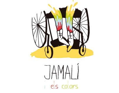 Jamalí i els colors.
