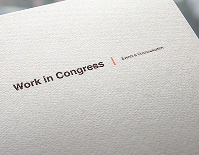Branding / Work in Congress / Project