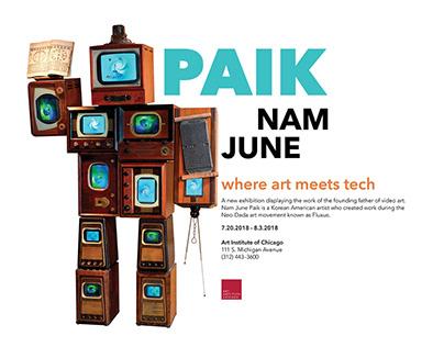 Artist Exhibition Poster
