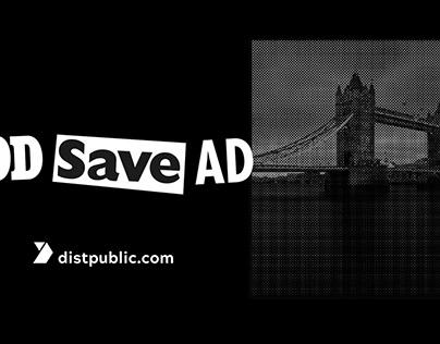 GOD Save AD