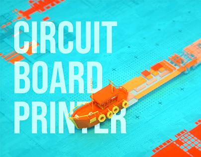 Circuit Board Printer