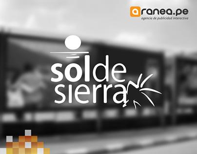 Sol de Sierra | Diseño para Panel