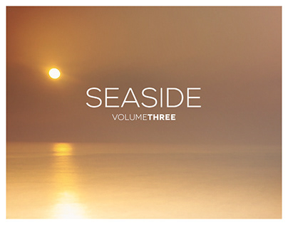Seaside Volume Three: Colourful Seascapes