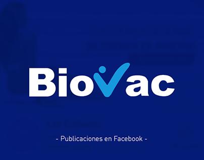 Redes Sociales / Biovac