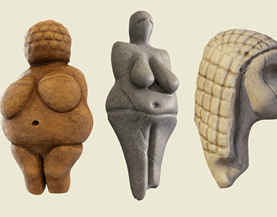Venus - Arte Paleontológico