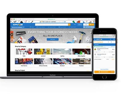 SupplyHub B2B Marketplace