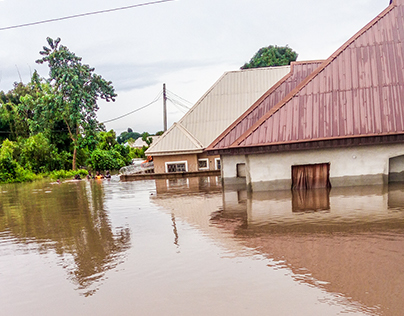 Flooding in Nigeria | MAKURDI, BENUE STATE