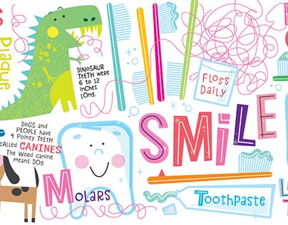 Dental Mural