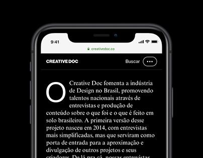 Creative Doc