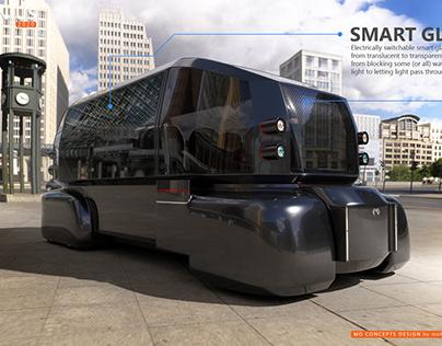 MOVINGENIUS | Future of Intelligent Electric Vehicle