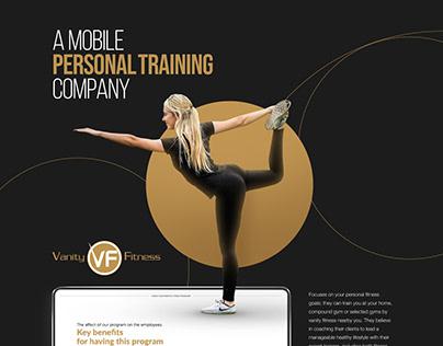 Vanity Fitness - United Arab Emirates