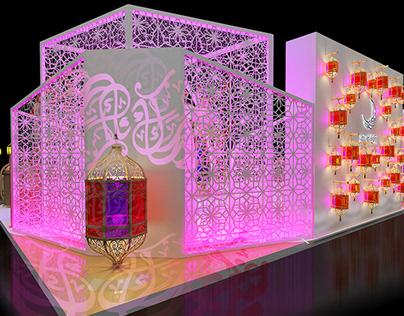 Ibn Battuta MallEid Al Adha Decorations UAE 2021