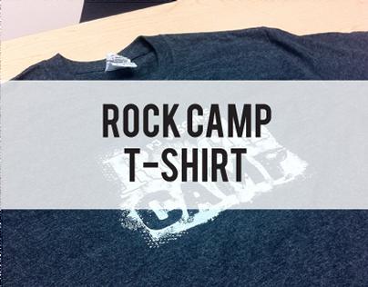Rock Camp T-Shirt